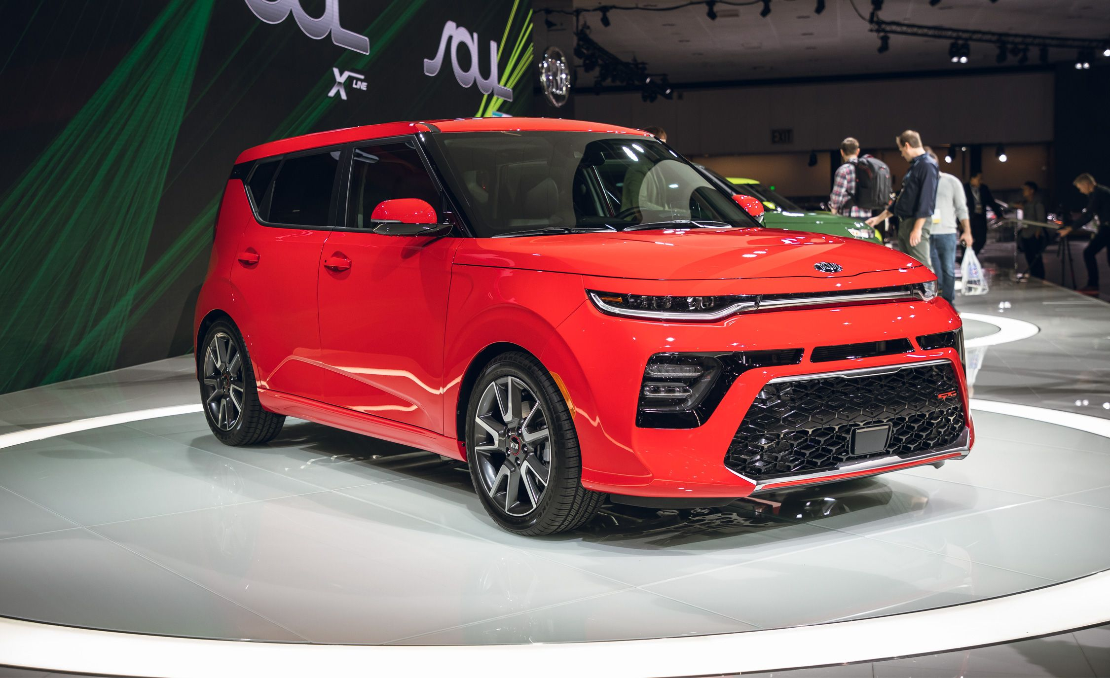 2020 Kia Soul Crossover - Details, Specs, And Release Date regarding 2021 Kia Soul Gt Interior Concept, Specification