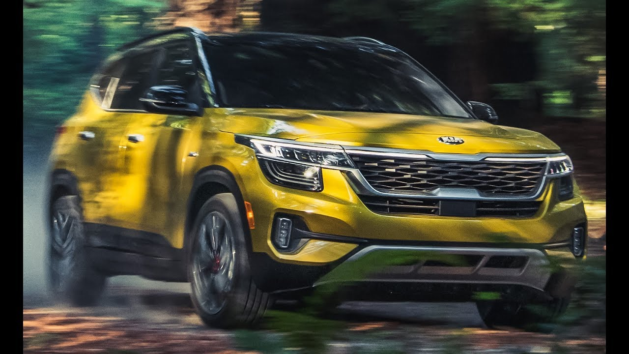 2021 Kia Seltos Sx Awd (Us) – Design, Interior And Driving for 2021 Kia Sportage Sx Turbo Safety Feature, Electric Interior