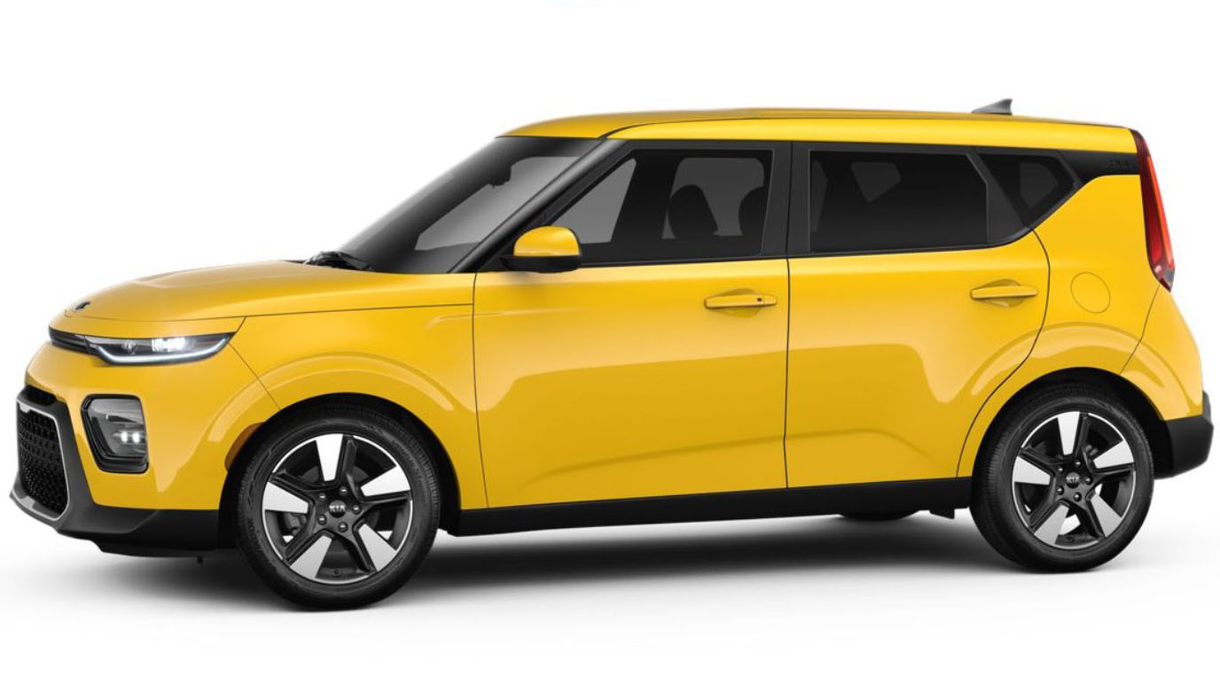 2021 kia soul black automatic performance, release date