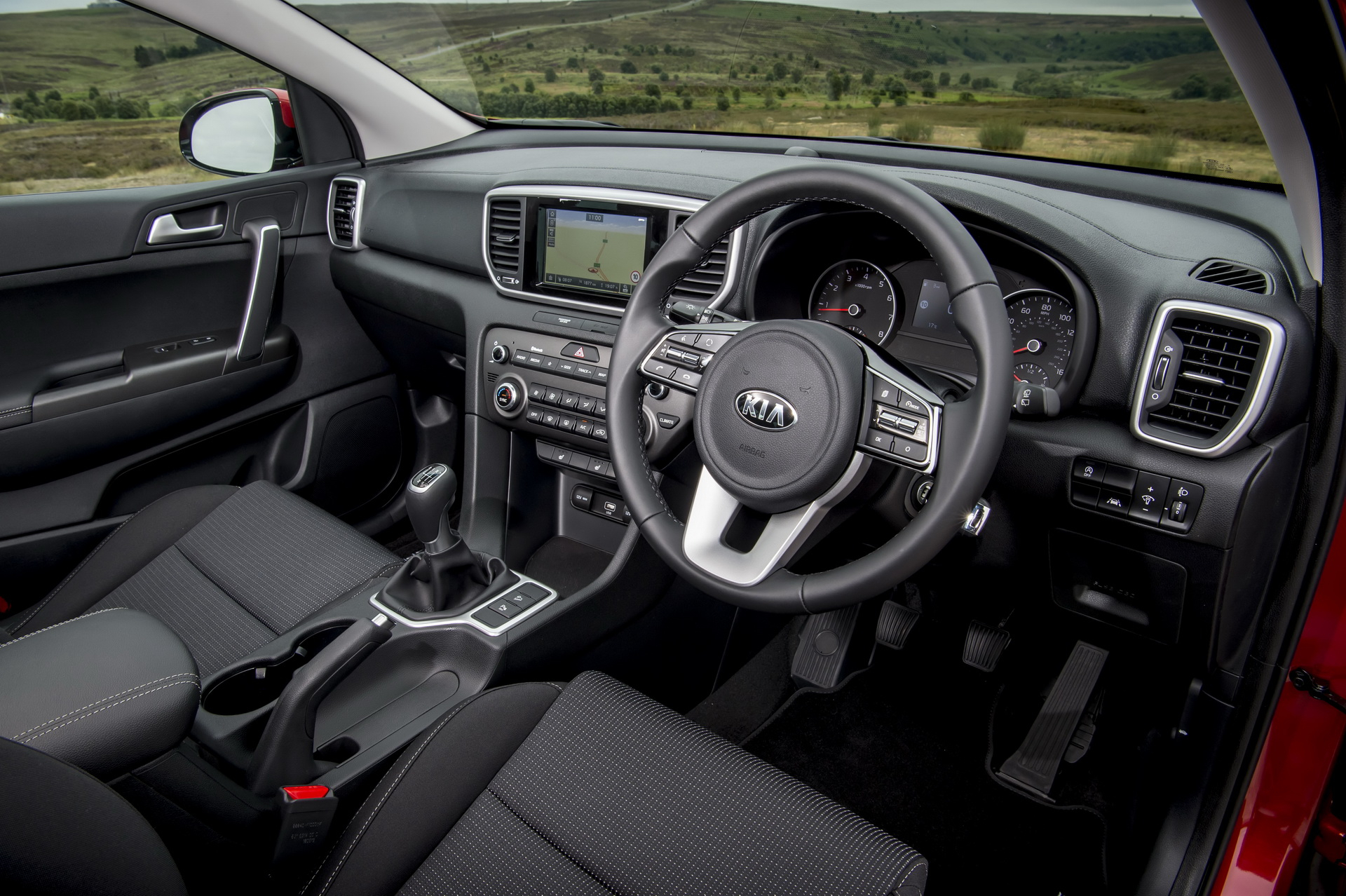 2021 Kia Sportage Awd Configuration Update, Interior Feature for 2021 Kia Sportage Sx Turbo Safety Feature, Electric Interior